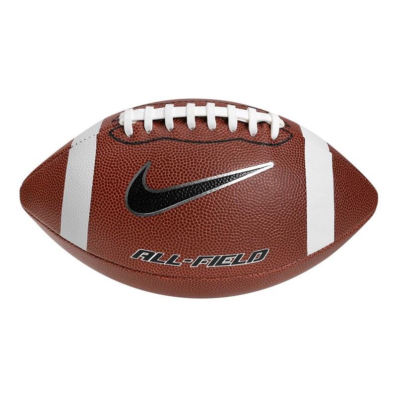 Bola de Futebol Americano Nike All-Field 3.0 FB 9 Official - Marrom