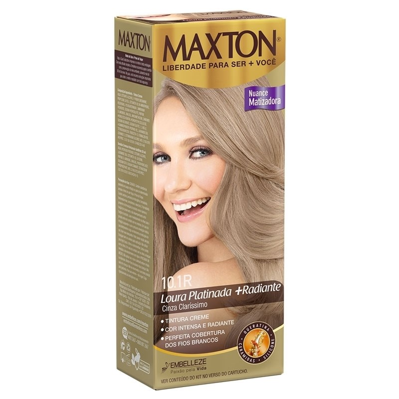 Kit Prático Maxton Louro Cinza Claríssimo 10.1R