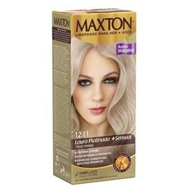 Kit Prático Maxton Louro Cinza Intenso Platinada 12.11