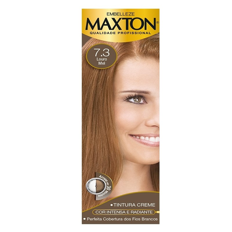 Kit Prático Maxton Louro Mel 7.3