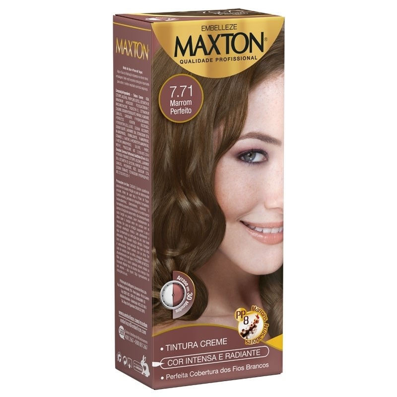 Kit Prático Maxton Marrom Perfeito 7.71