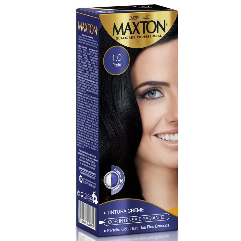 Kit Prático Maxton Maxton Preto 1.0
