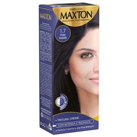 Kit Prático Maxton Preto Azulado 1.7