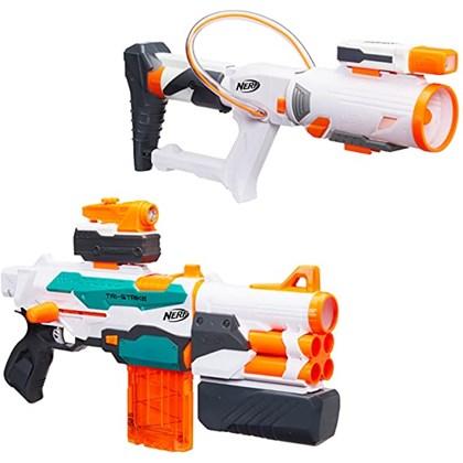 Lançador Nerf Modulus Tri Strike Hasbro