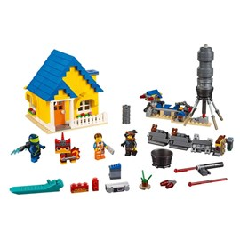 LEGO Movie 2 - Casa dos Sonhos do Emmet