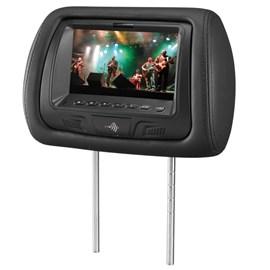 """Monitor KX3 TM706G LCD 7"""" Com Encosto De Cabeça - Grafite (Unidade)"""