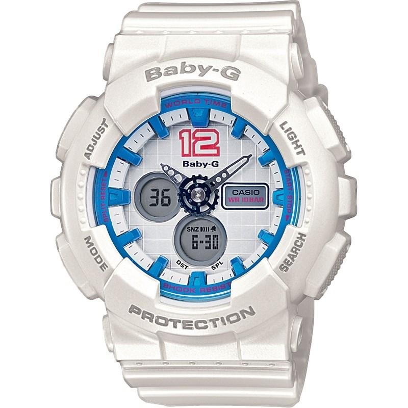 Relógio G-Shock / Baby-G BA-120-7BDR
