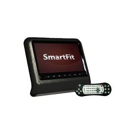 """Tela Para Encosto De Cabeça 7"""" Caska SmartFit - Preto (Unidade)"""